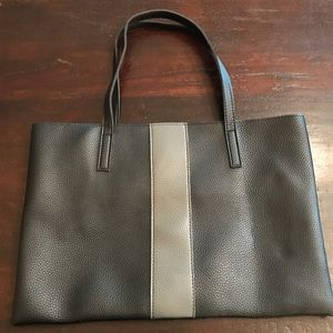 NWOT Vince Camuto Fabfitfun Luck Leather Tote